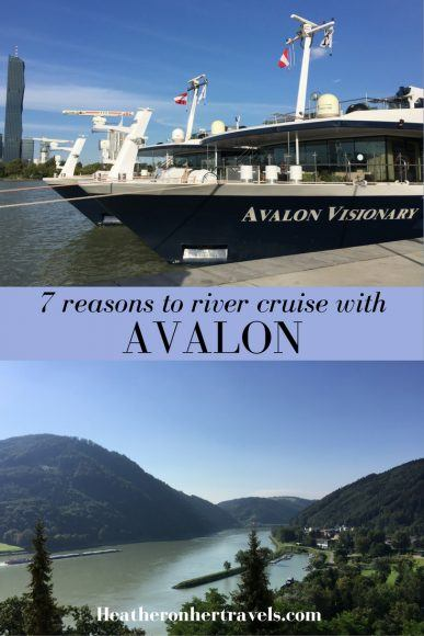 Read 7 reasons to take a river cruise with Avalon Waterways