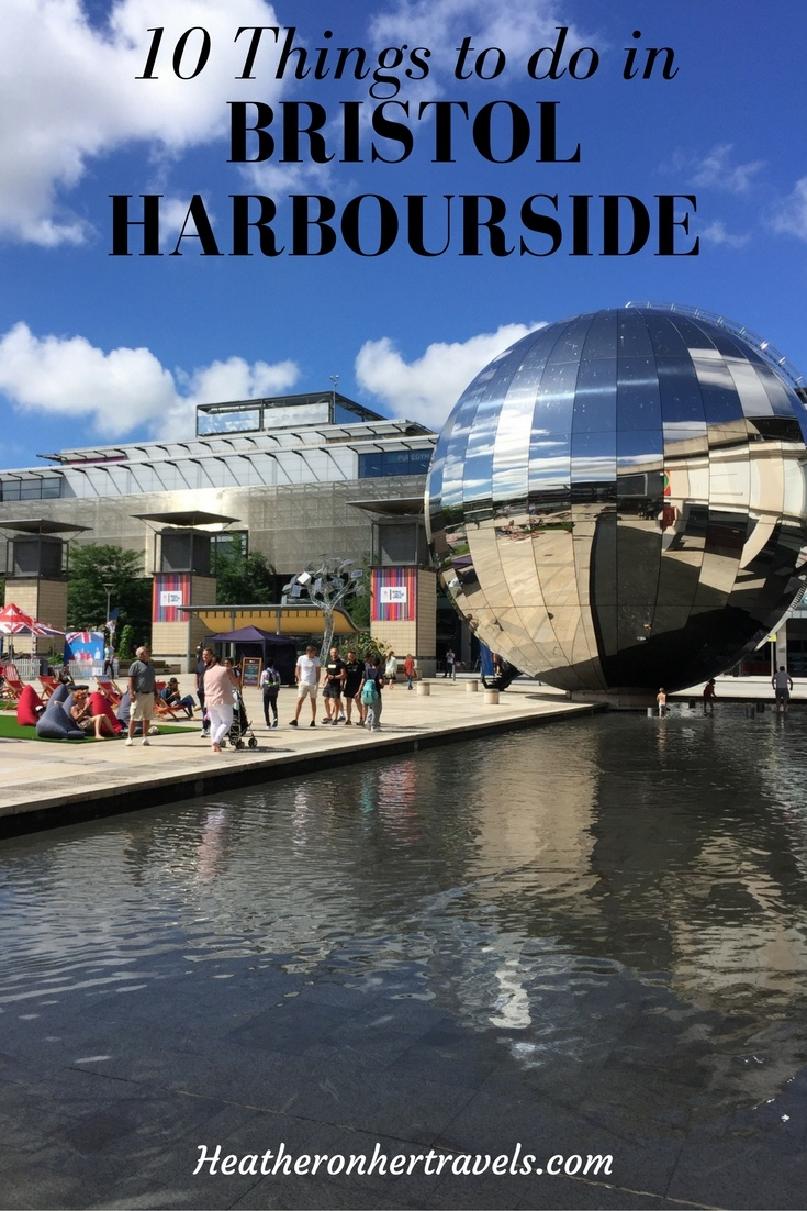 10 Cool Things To Do On Bristol Harbourside Heather On