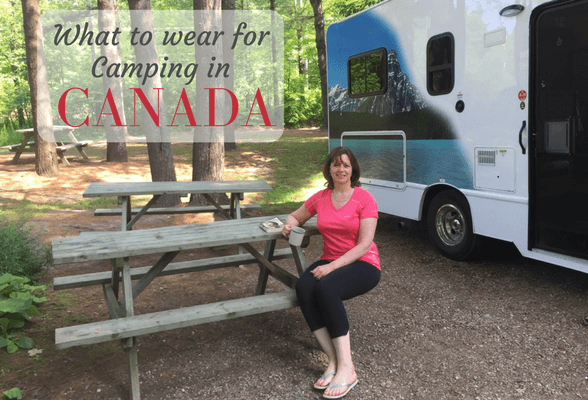 What to wear for Camping in Canada