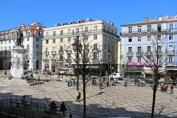 Chiado Lisbon Photo: Heatheronhertravels.com