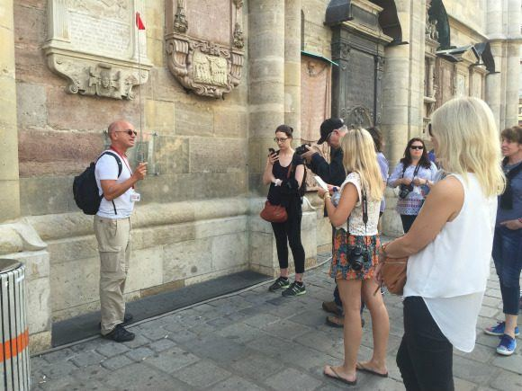 Guided tour in Vienna with Avalon Cruises Photo: Heatheronhertravels.com