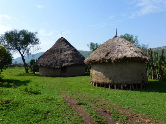 Maasai houses in Kenya Photo: Audley Travel