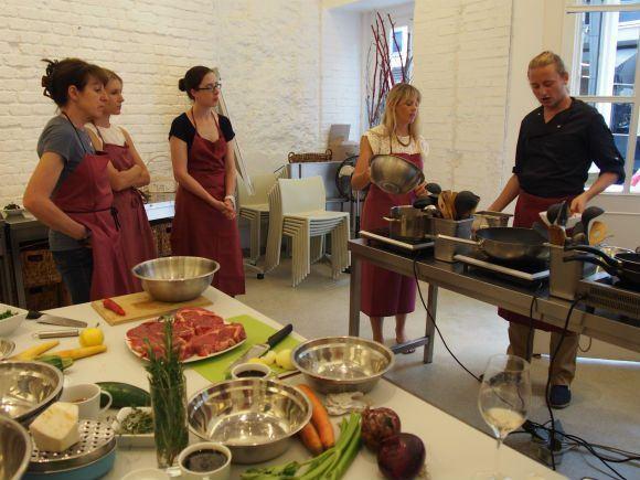 Wrenkh Cookery school in Vienna Photo: Heatheronhertravels.com