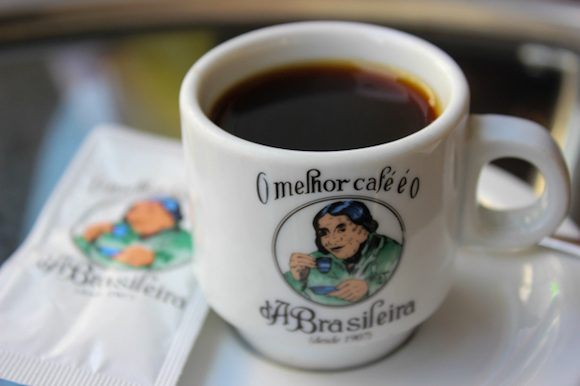 A Brasileira Coffee, Braga Photo: Braga Cool