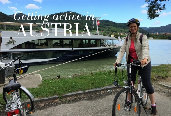 Getting active in Austria Photo: Heatheronhertravels.com