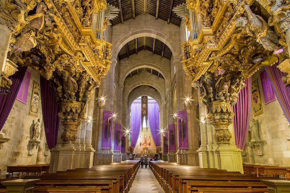 Braga Cathedral Photo: Braga Cool
