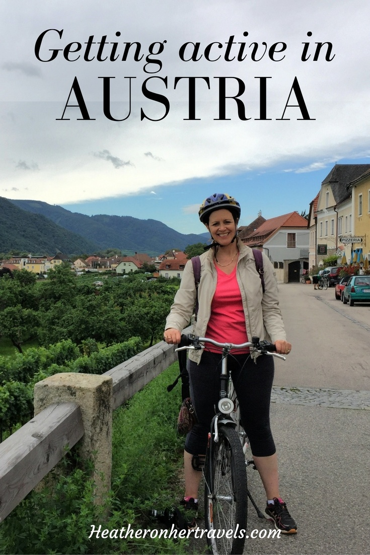 Read about getting active in Austria on our Avalon River Cruise