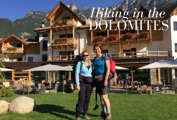 Hiking in the Dolomites – a tour of the Rosengarten in South Tyrol