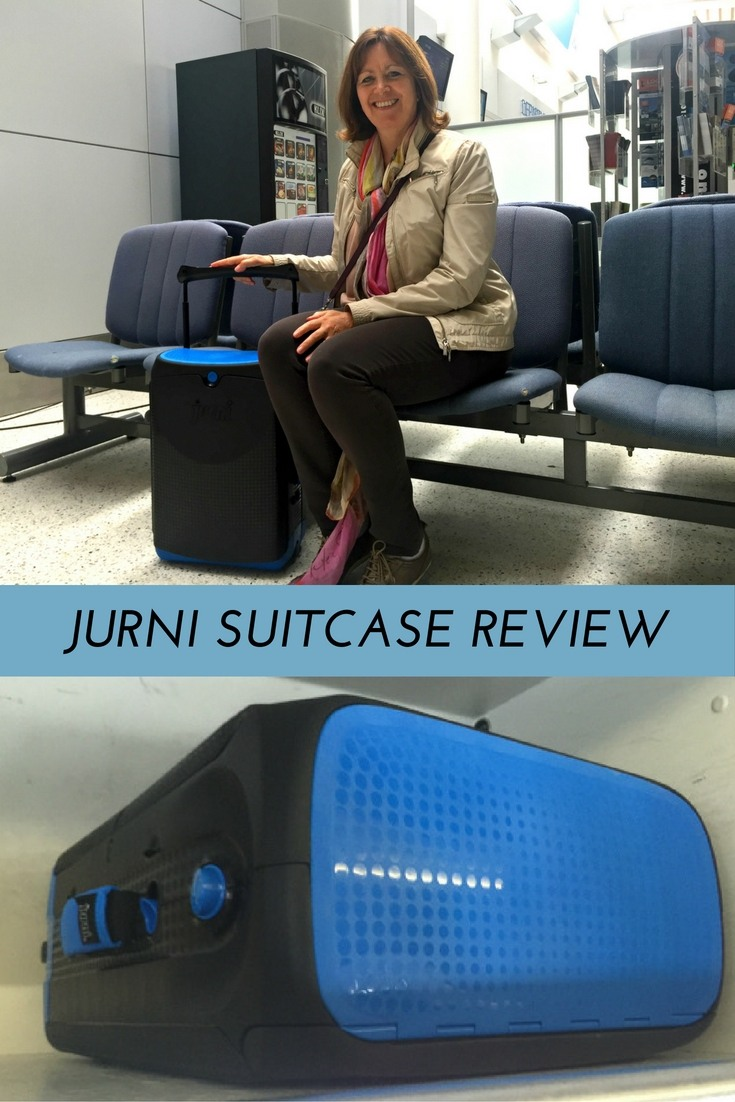 Read about the Jurni suitcase