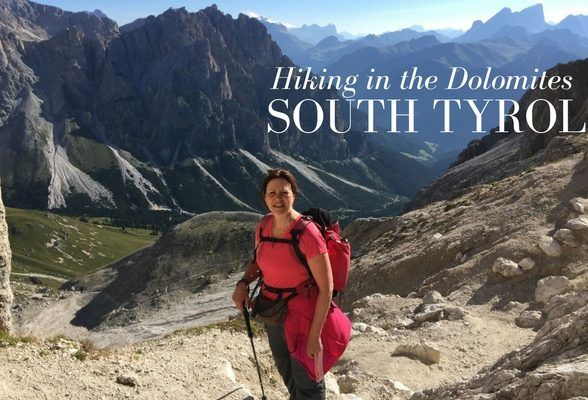 Over the pass in the Dolomites: Hiking in South Tyrol