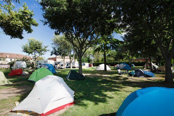 Camping San Nicolò Venice Lido