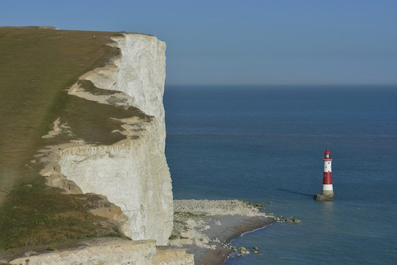 Visit Beachy Head from Eastbourne Photo: Visit Eastbourne