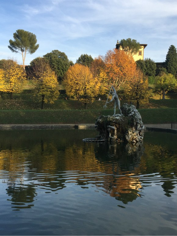 Boboli Gardens in Florence Photo: Heatheronhertravels.com