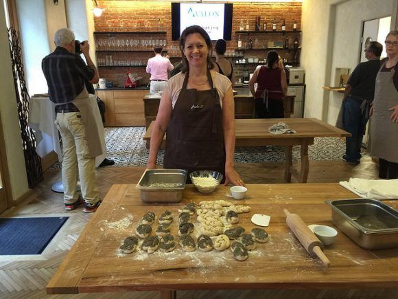 Bread Making Class in Vienna Photo: Heatheronhertravels.com
