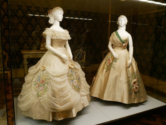 Costume Museum at the Pitti Palace Photo: Heatheronhertravels.com