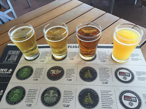 Craft Beer at Amsterdam Brewhouse