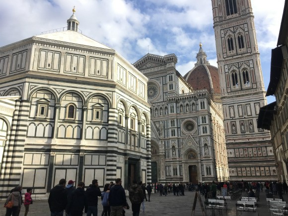 Duomo in Florence Photo: Heatheronhertravels.com