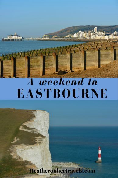 Plan your weekend in Eastbourne
