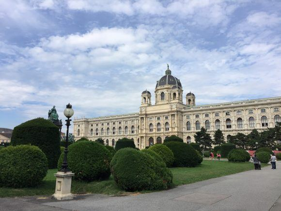 Kunsthistorisches Vienna Photo: Heatheronhertravels.com