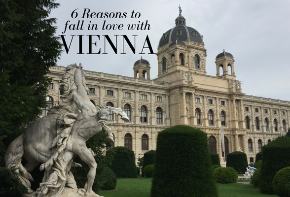 6 reasons to fall in love with Vienna