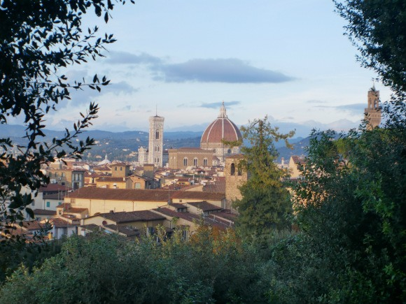View of Florence from the Boboli gardens Photo: Heatheronhertravels.com