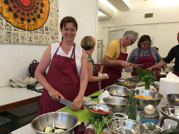 Cookery Class at Wrenkh Vienna