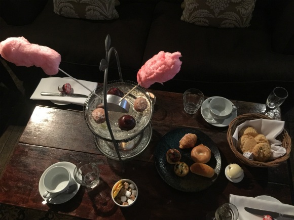 Afternoon tea at Hotel du Vin Bristol