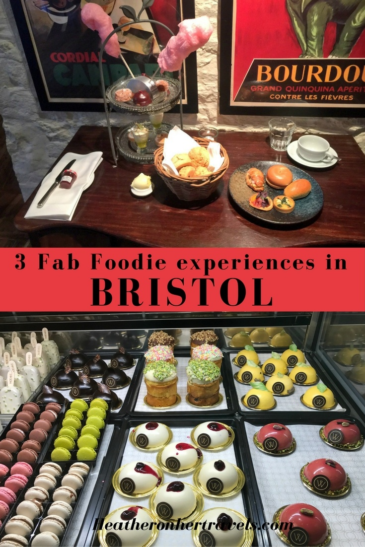 Read about 3 fab foodie experiences in Bristol