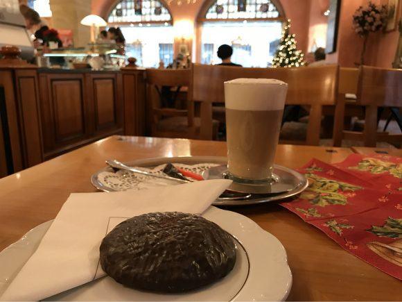 Kaffee und Kuchen in Coburg