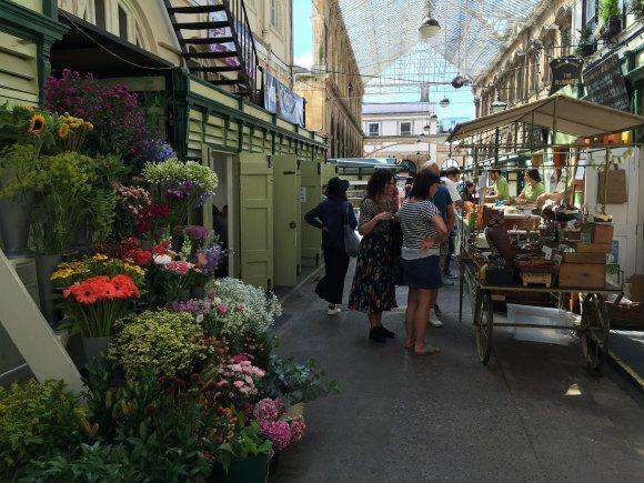 St Nicholas Market in Bristol