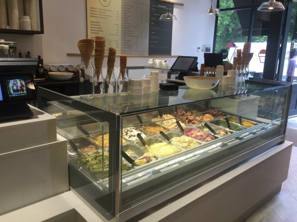Swoon Gelato Bar in Bristol
