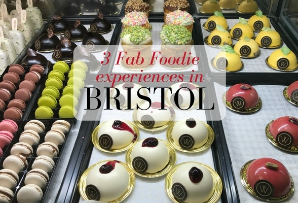Food experiences in Bristol