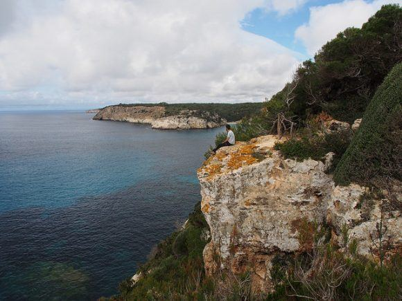 Hiking in Menorca