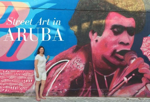 Street Art in Aruba: the unexpected Caribbean
