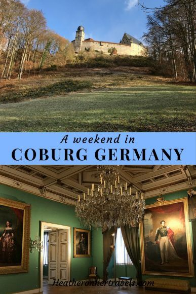 A weekend in Coburg, castles and royal connections