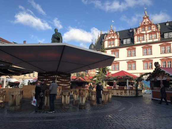 Marktplatz in Coburg Photo: Heatheronhertravels.com