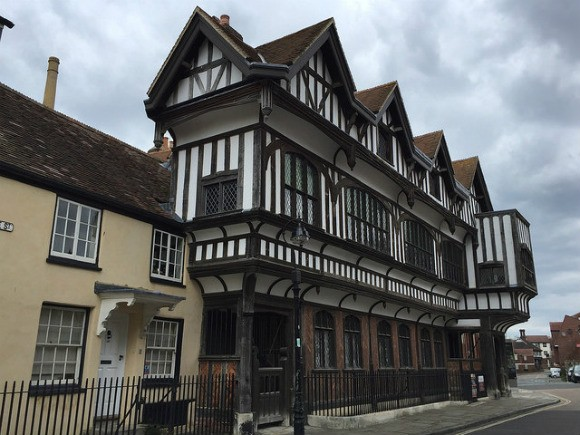 The Tudor House in Southampton Photo: Heatheronhertravels.com