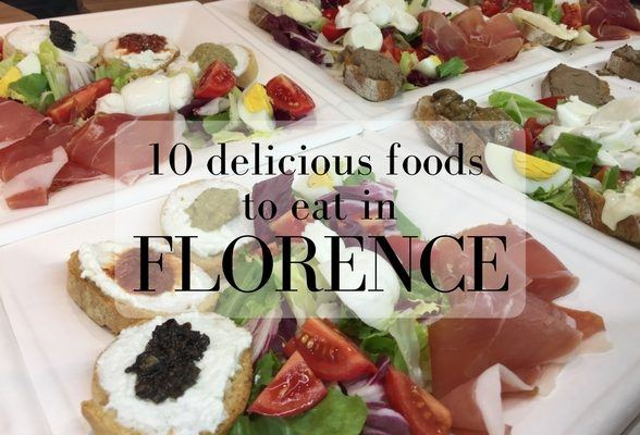 10 delicious things to eat in Florence
