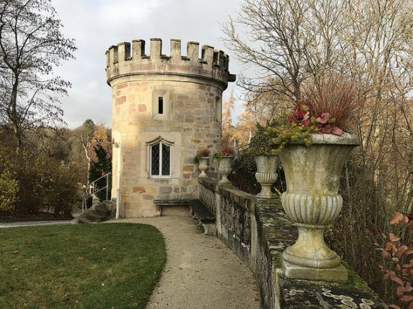 Schloss Rosenau in Coburg Photo: Heatheronhertravels.com