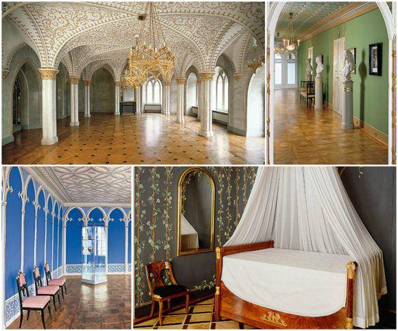 Schloss Rosenau Photos: http://www.schloesser-coburg.de