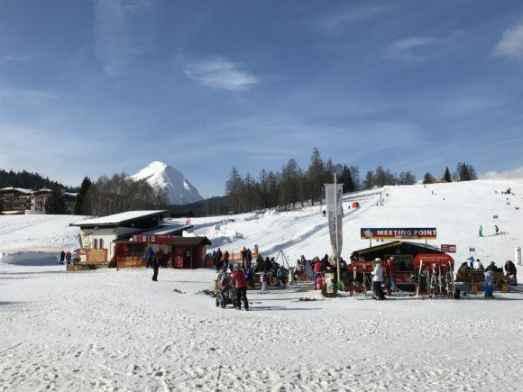Seefeld Downhill ski area