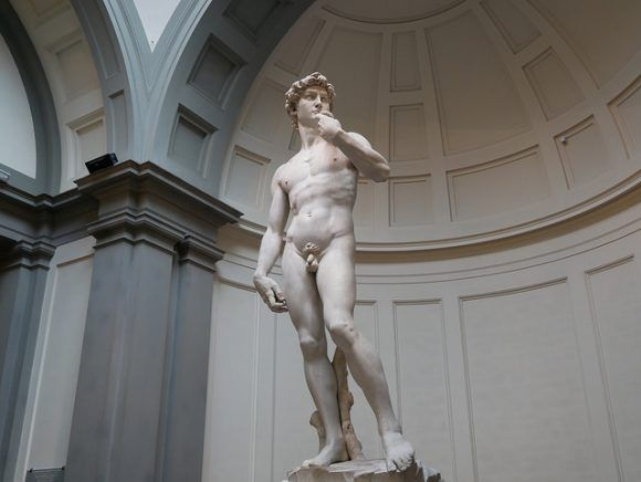 The David in Florence Photo: Heatheronhertravels.com