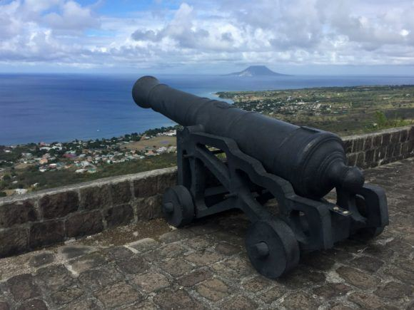 Brimstone Fort, St Kitts Photo: Heatheronhertravels.com
