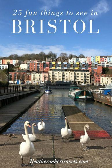 25 fun things to see in Bristol