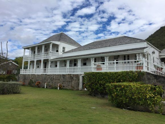 Fairview Great House on St Kitts Photo: Heatheronhertravels.com
