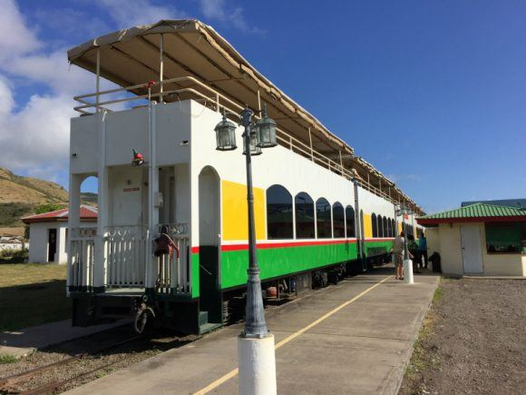 Scenic railway on St Kitts Photo: Heatheronhertravels.com