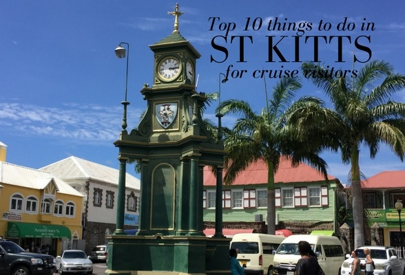 St Kitts top 10 things to do