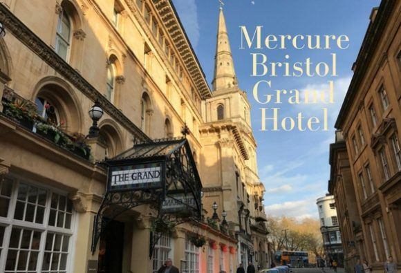 Mercure Bristol Grand Hotel Review