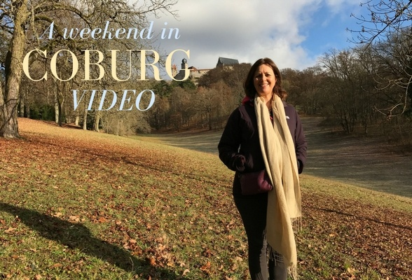 A weekend in Coburg, Germany