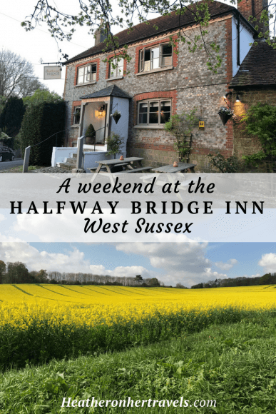 A weekend at the Halfway Bridge Inn